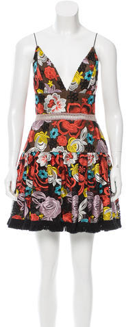 AlexisAlexis Lace Mini Dress