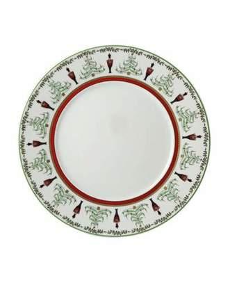 Bernardaud Grenadier Red Stripe Salad Plate