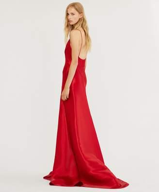 Ralph Lauren Adelle Mikado Gown