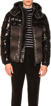 Moncler Harry Jacket in Black | FWRD