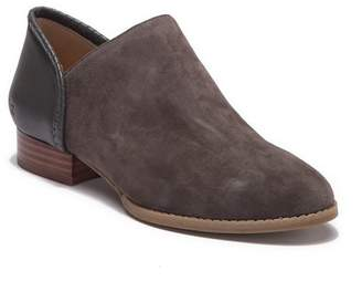 Jack Rogers Avery Suede & Leather Bootie