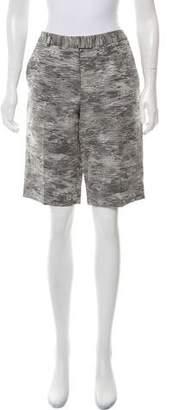 Jason Wu Mid-Rise Knee-Length Shorts w/ Tags