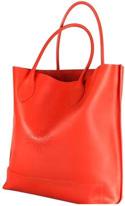 Mulberry Blossom Tote leather bag