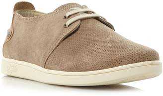 Original Penguin Life perforated detail cupsole shoe