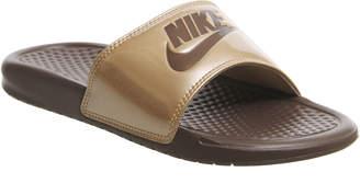 Nike Womens Benassi Sliders