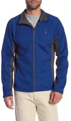Spyder Constant Full Zip Fleece Jacket