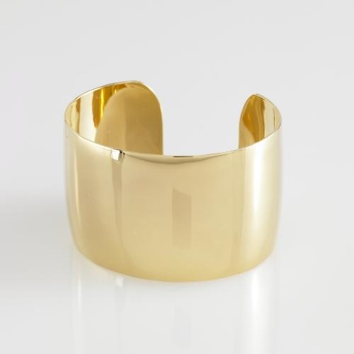 Ralph Lauren Gold Cuff Bracelet