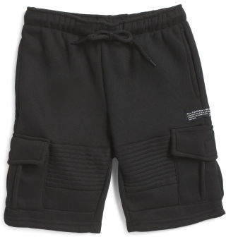 Big Boys Moto Cargo Shorts
