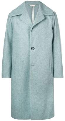 Acne Studios single breasted coat