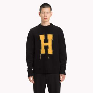 Tommy Hilfiger Monogram Crew Neck Sweater