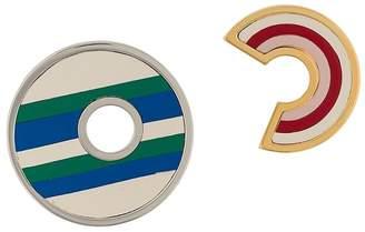 Marni Circle & Arch pins