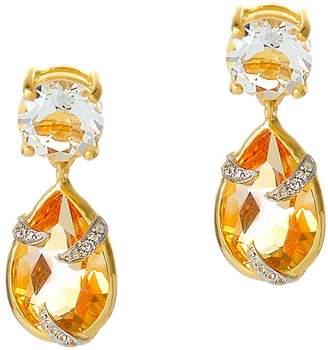 Alexandra Alberta - Runyon Canyon Citrine Earrings