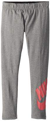 Nike Sportswear Leg-A-See Tight Girl's Casual Pants