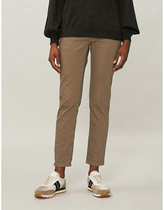 Brunello Cucinelli Classic high-rise jeans