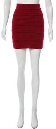 Rag & Bone Wool Knit Skirt