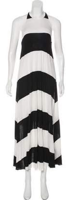 A.L.C. Stripe Maxi Dress