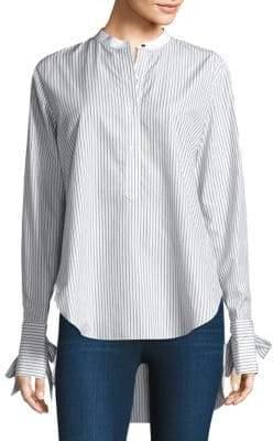 Rag & Bone Dylan Cotton Collared Shirt