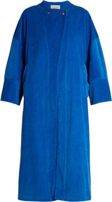 RACHEL COMEY Collarless cotton-corduroy coat $530 thestylecure.com