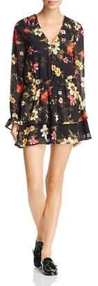 Yumi Kim East Village Floral Print Dress