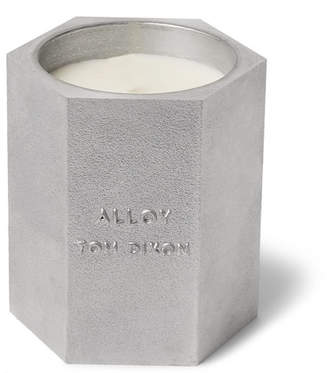 Tom Dixon Alloy Scented Candle, 245g - Colorless