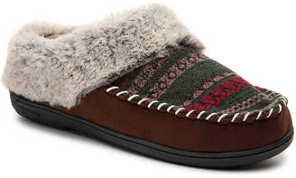 Dearfoams Jacquard Knit Slipper - Women's