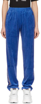 Opening Ceremony Blue Torch Velour Lounge Pants