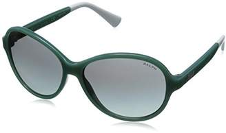 Ralph Lauren Ralph by Women's 0RA5192 Round Sunglasses