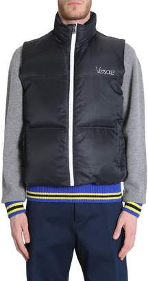 Versace Sleeveless Down Jacket