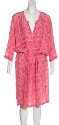 Humanoid Silk Midi Dress