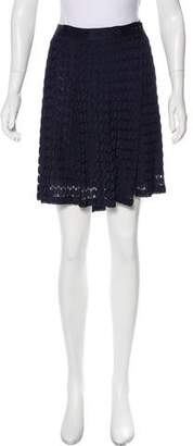 Missoni Patterned Wrap Skirt