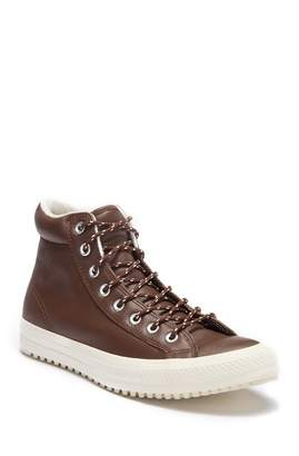 Converse Chuck Taylor All Star Leather Boot High-Top Sneaker