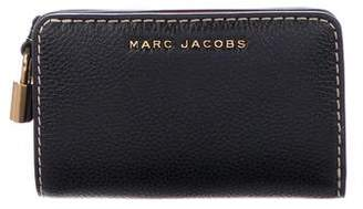 Marc Jacobs Leather Padlock Wallet