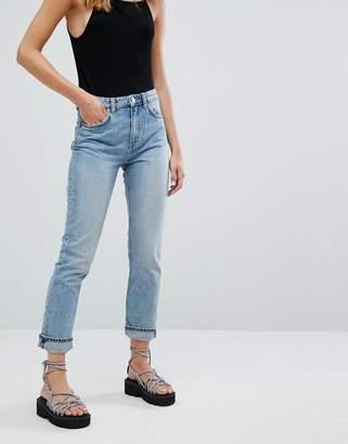Weekday Seattle High Waist Mom Jeans