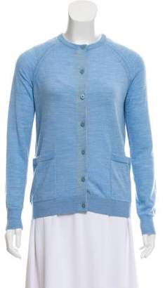 Marc by Marc Jacobs Merino Wool Knit Cardigan