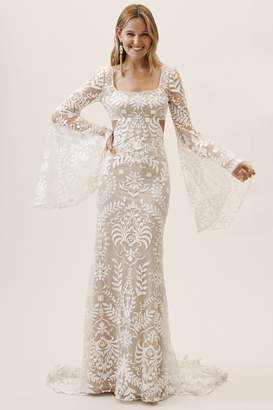 BHLDN Willowby By Watters Willowby by Watters Andres Gown