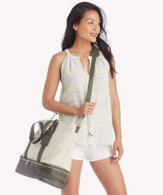 Sole Society Dipia Tote Canvas Overnight Tote