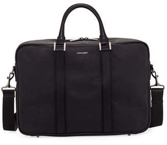 hook + ALBERT Formal Leather Briefcase