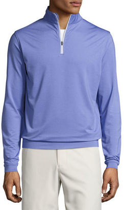 Peter Millar Crown Sport Perth Performance Pullover $115 thestylecure.com