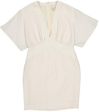 Hoss Intropia White Polyester Dresses