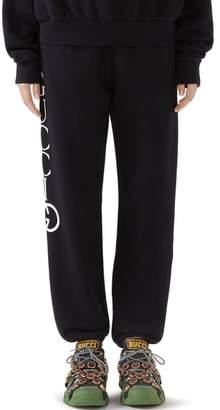 Gucci Logo Sweatpants