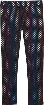 J.Crew crewcuts by Foil Dot Everyday Leggings