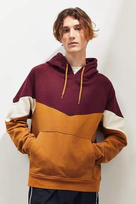 Urban Outfitters Colorblocked Hoodie Sweatshirt