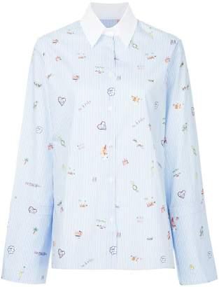 Mira Mikati Venice Beach Icon shirt