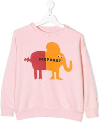 Bobo Choses printed sweatshirt