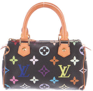 Louis VuittonLouis Vuitton Mini Multicolore Speedy HL