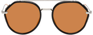 Christian Dior Black 219 Sunglasses