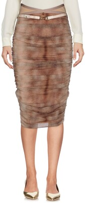 Elisabetta Franchi Knee length skirts - Item 35346275XP