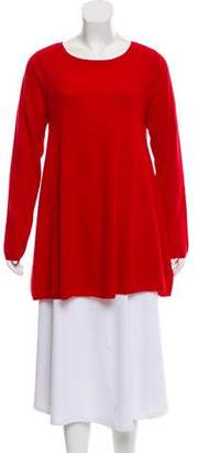 Magaschoni Cashmere Long Sleeve Tunic