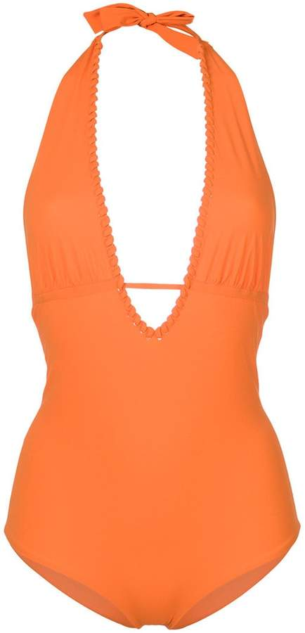 Fendi halter neck swimsuit
