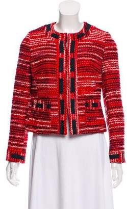 Milly Wool Bouclé Jacket
